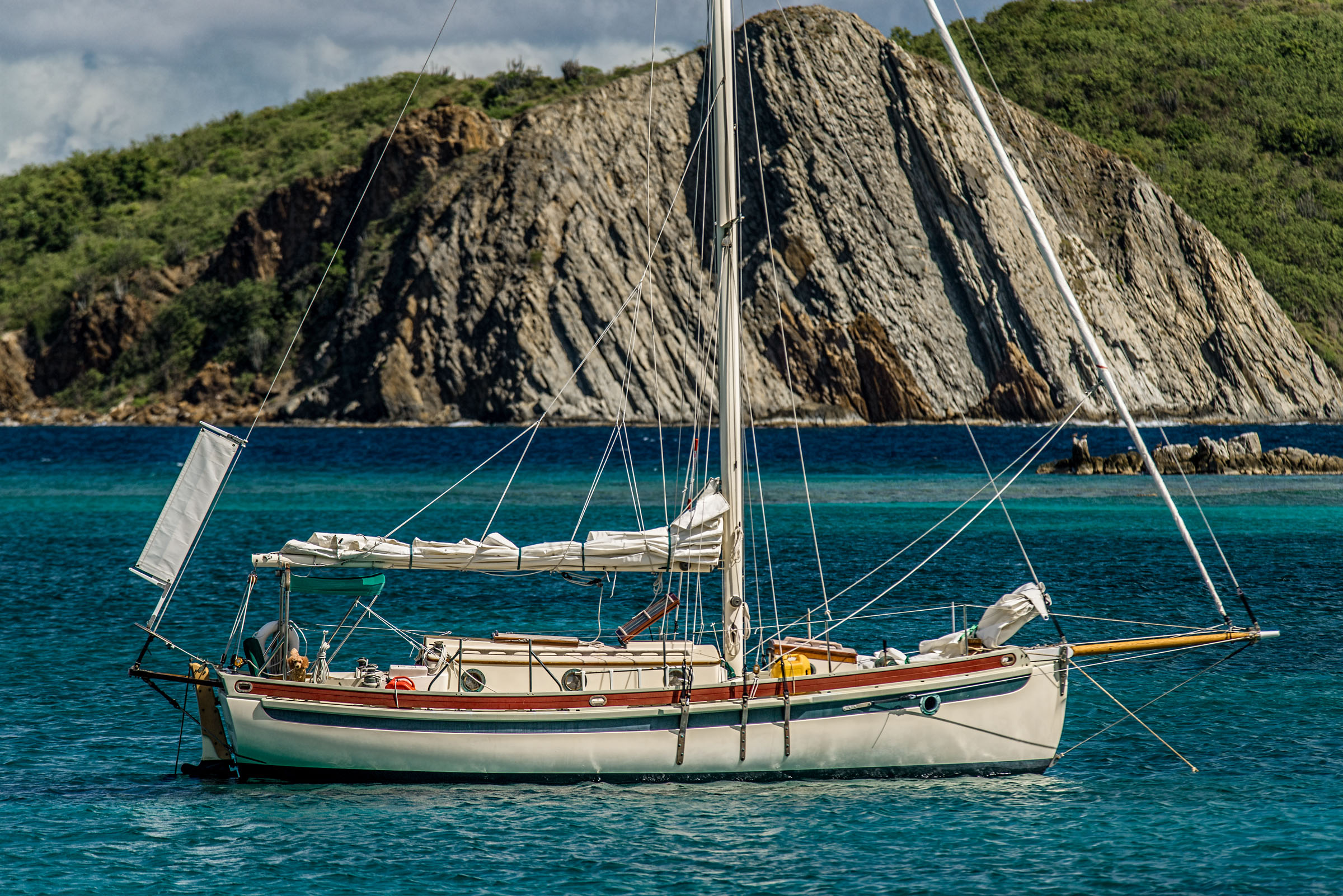 Sailboats In The Caribbean: Professional Photography Services